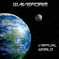 Waveform - Virtual World CD Sleeve Image